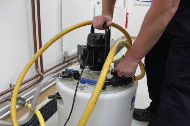Powerflushing Sutton Coldfield